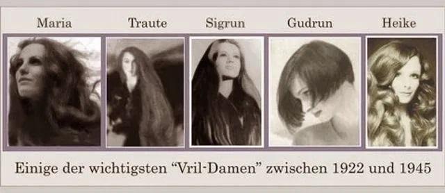 Alieni e nazisti Damen