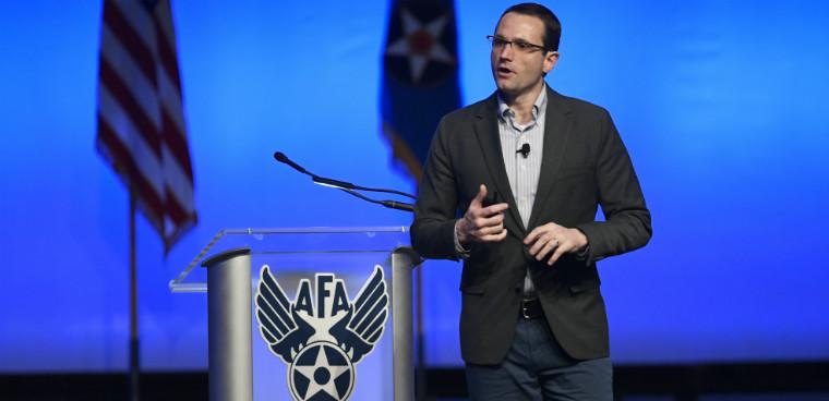 Segretario dell'USAF Will Roper John F. Kirby